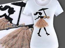 بازار فروش تیشرت زنانه