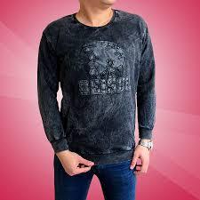 پخش اینترنتی تی شرت مردانه آستین بلند گرنجو