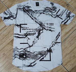 توزیع تی شرت مردانه هلالی