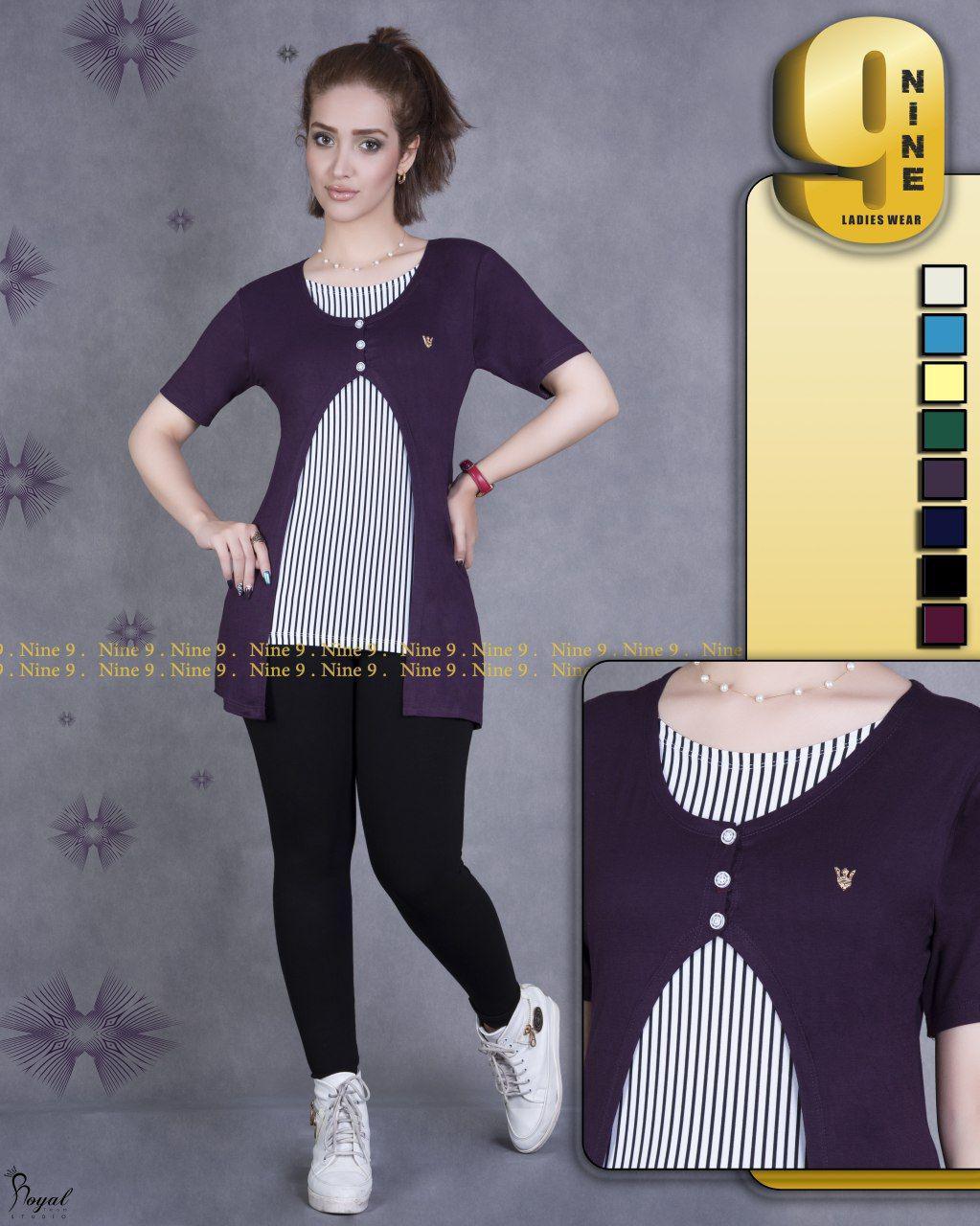 فروش عمده تی شرت زنانه با کیفیت