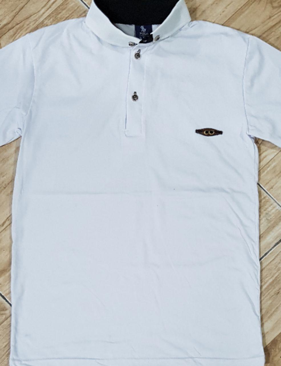 قیمت خرید تی شرت مردانه پنبه یقه فرنچی