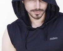 قیمت خرید تی شرت مردانه کلاه دار