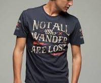 تی شرت طرح دار پنبه ای با قیمت فوق العاده