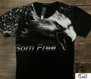 قیمت تی شرت سه بعدی