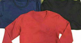 فروش تیشرت آستین بلند جدید ۹۸ به صورت عمده