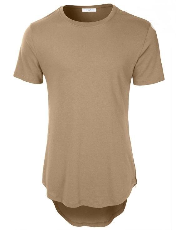 تیشرت بلند مردانه جذاب به زودی تمام می شود