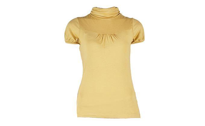 تیشرت مارک زنانه منحصر به فرد با قیمت عمده فروشی