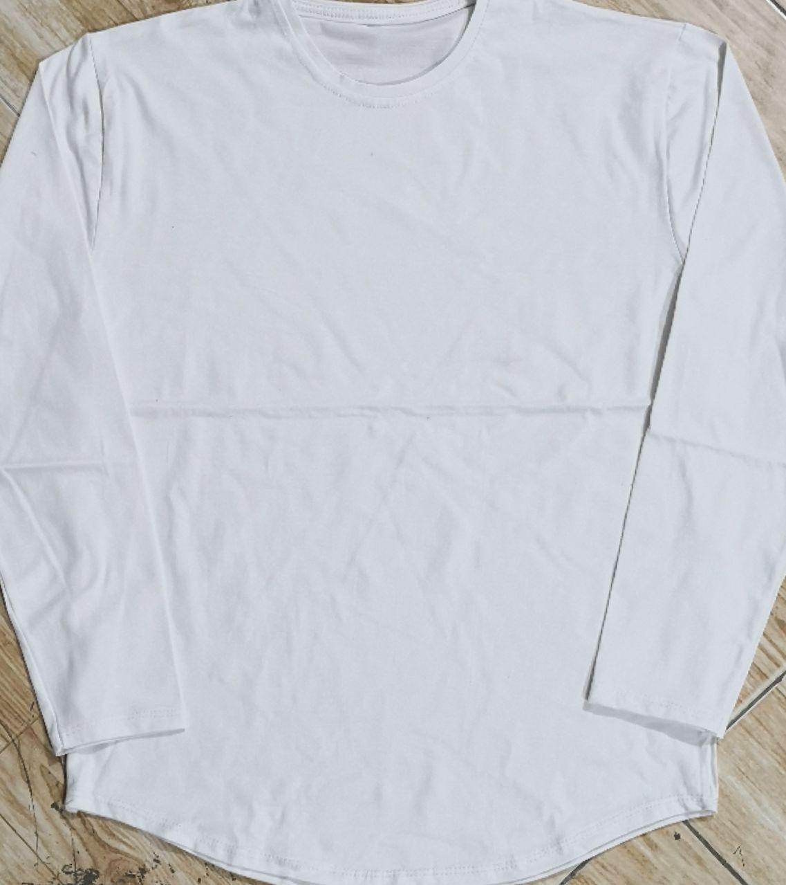 تیشرت ساده مردانه یقه گرد به منظور فروش عمده