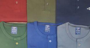 خرید تیشرت آستین بلند مردانه از بازار تهران به صورت عمده