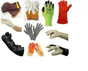 فروش اینترنتی انواع دستکش ایمنی ویژه واحد های صنعتی