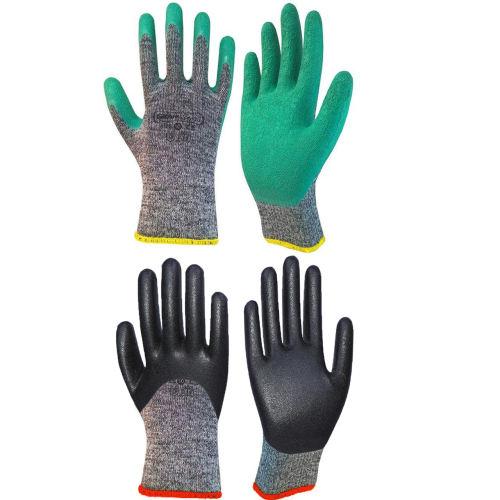 تولید و پخش انواع دستکش آزمایشگاهی و صنعتی کف مواد و کف دوبل