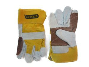 خرید و فروش انواع دستکش صنعتی کف دوبل استنلی