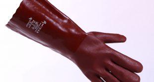 فروش عمده انواع دستکش ضد اسید بلند و کوتاه میداس