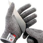 قیمت عمده فروشی دستکش ضد برش اره و چاقو